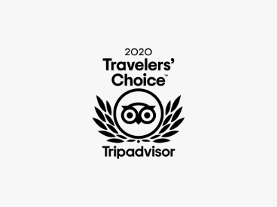 TRAVELERS' CHOICE AWARD 2020