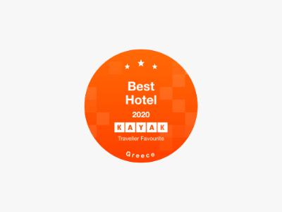 BEST HOTELS AWARD 2020